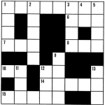 New York Times Crossword September 28 2016 Answers